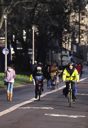 全英自転車道ネットワーク
