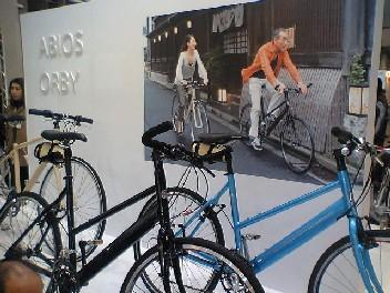 コンセプトは日本と調和する自転車