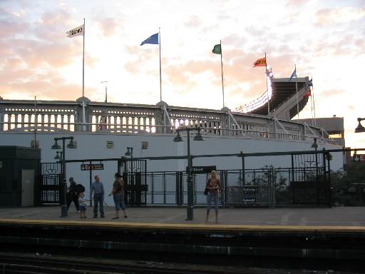 ヤンキースタジアム駅