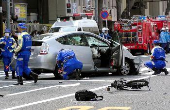 高齢ドライバー事故