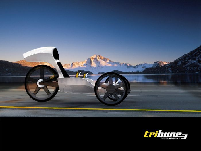 Tribune by Florian Vecsey/Lukas Thuring, www.taipeicycle.com.tw