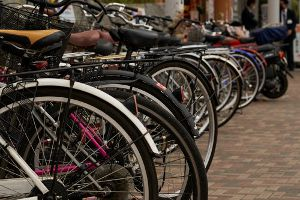 普段使う自転車