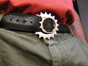 Bike Tire and Gear Belt, www.instructables.com