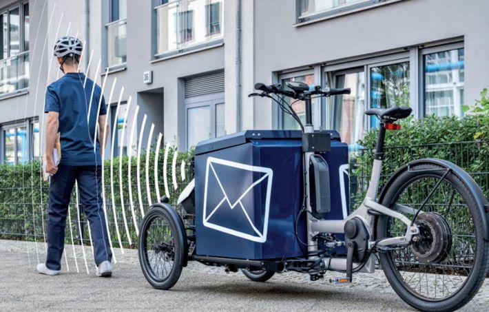 Smart Cargobike