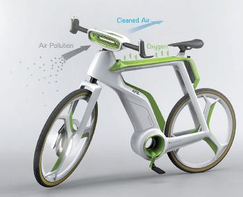 Air-Purifier Bike, www.red-dot.sg