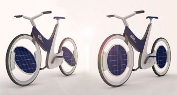 """ele""Solar Bike"