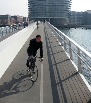 Bicycle super-highway