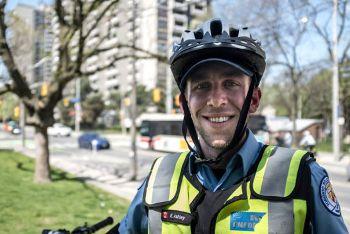 Toronto bike lanes