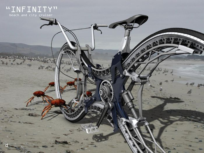 INFINITY by Stephan Henrich, www.taipeicycle.com.tw