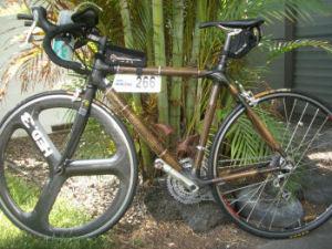 Ken Runyan's Ironman Bike