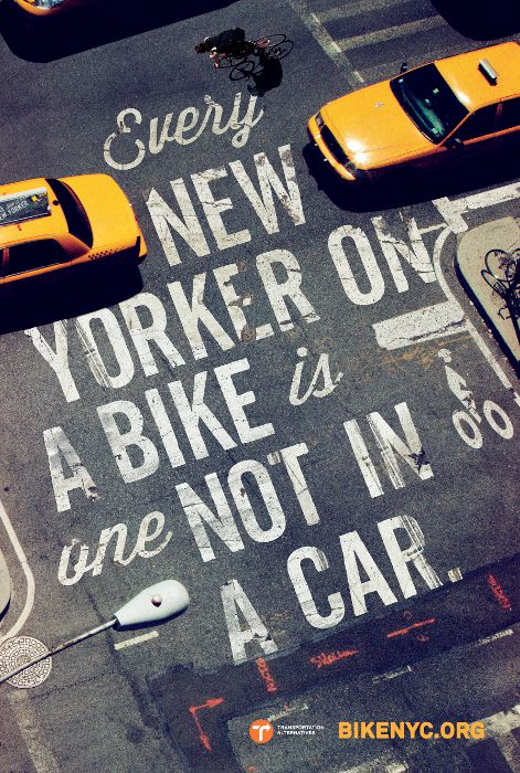 Bike Like a New Yorker, bikenyc.org