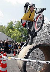 バイクトライアル