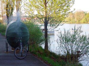 Bicycle Sauna Kolonok, www.h3t.cz