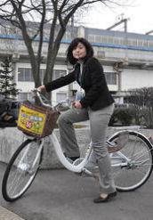 周遊自転車貸し出し
