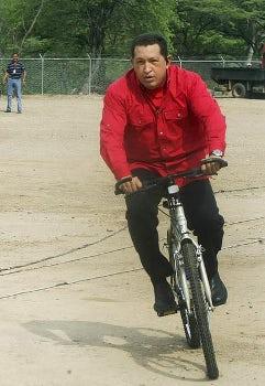 ウゴ・チャベス元大統領
