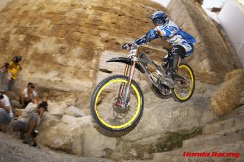ホンダが自転車レースに参戦