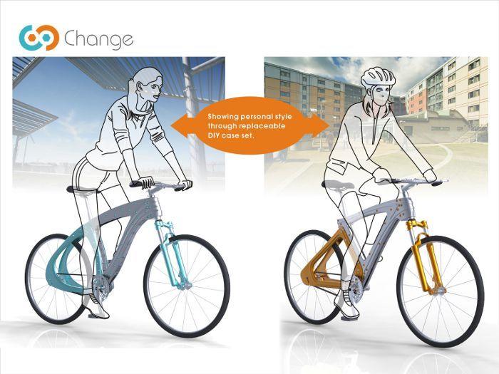 Change by Wan-Chin Chen/Erica Chu, www.taipeicycle.com.tw