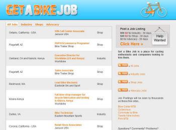 Get a Bike Job