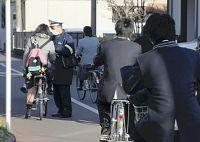 自転車安全指導カード