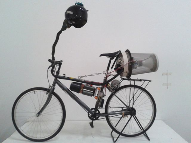 Breathing Bike, matthope.org