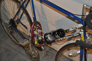 Piston Pedal Power