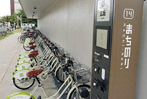公共レンタサイクル