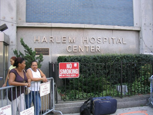 ハーレム中央病院