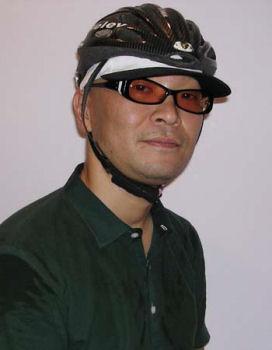 自転車ツーキニスト・疋田智氏