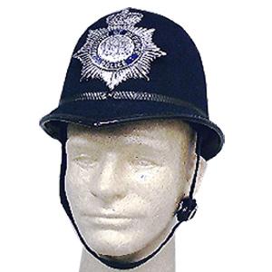 ロンドンポリスヘルメット