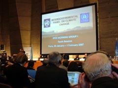 気候変動に関する政府間パネル(IPCC)