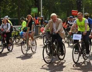ロンドンのサイクリング革命