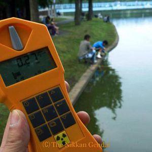 東京臨海部、東部で高濃度放射性セシウム検出