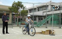 自転車に正しく乗ろう