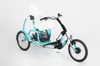 CERO e-tricycle