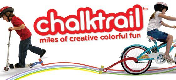 Chalktrail, chalktrail.com