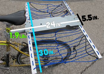 Otis - a Bike Rack