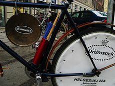 The Drum Bicycle, www.copenhagenize.com