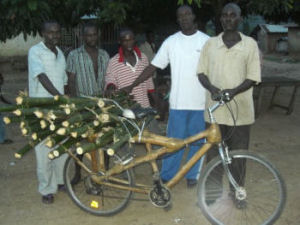 The Bamboo Bike Project