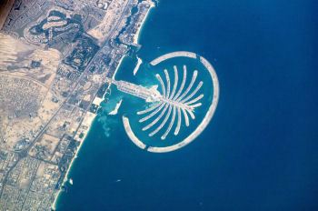 The Palm islands. This image is in the public domain.