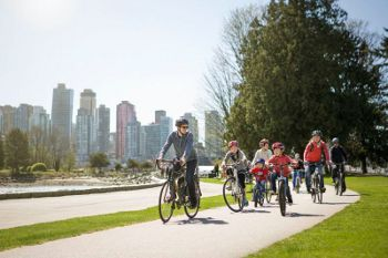 Cycle City Tours Vancouver