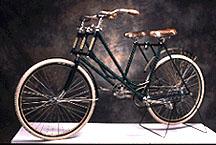 何んで乗る二人乗り自転車