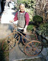 明治期の三輪車