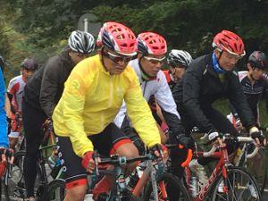 台湾と自転車レースで交流