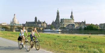 ドイツを自転車旅行
