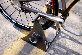 Gravity Bike, by Jeff Tiedeken