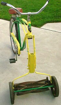 芝刈りサイクル