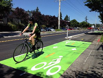 The rise of curbs: Protected biking's second act begins