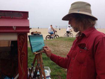 BARRY HOWARD, theaimlesslywanderingartist.blogspot.com
