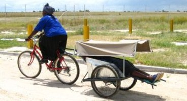 自転車救急車