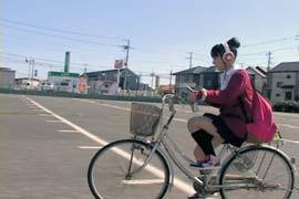 自転車マナーの向上を訴え